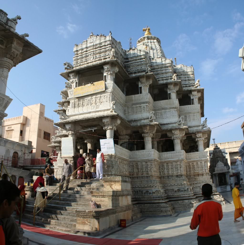 Places To Visit In Rajasthan: Jagdish Temple, Udaipur-www