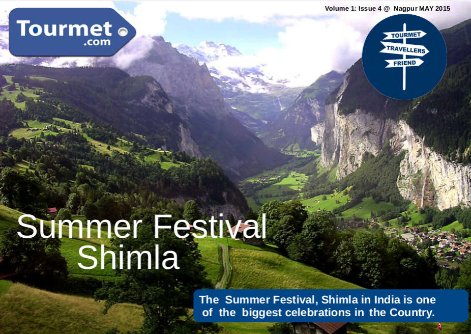 4th Issue: Shimla Summer Festival, Shimla