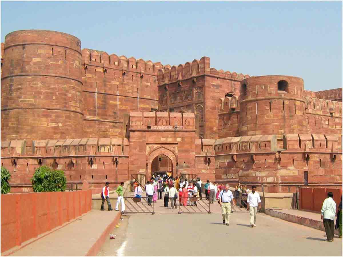 Agra   Tourmetagra city