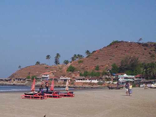 Arambol Beach Hotels