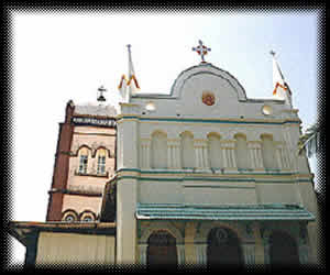 Manjinikkara Church Pattanamthiia Kerala
