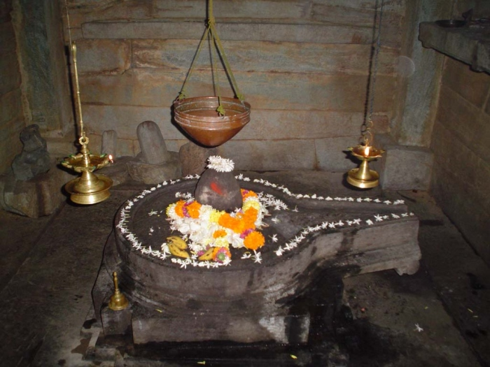 Mahadev Temple At Tambdi Surla Tourmet