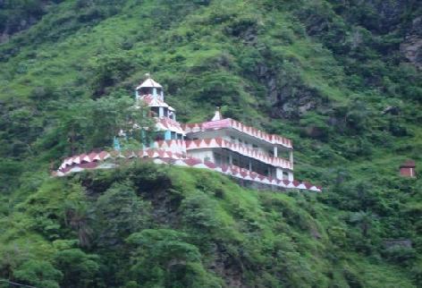 Manali-Hanogi Mata Temple