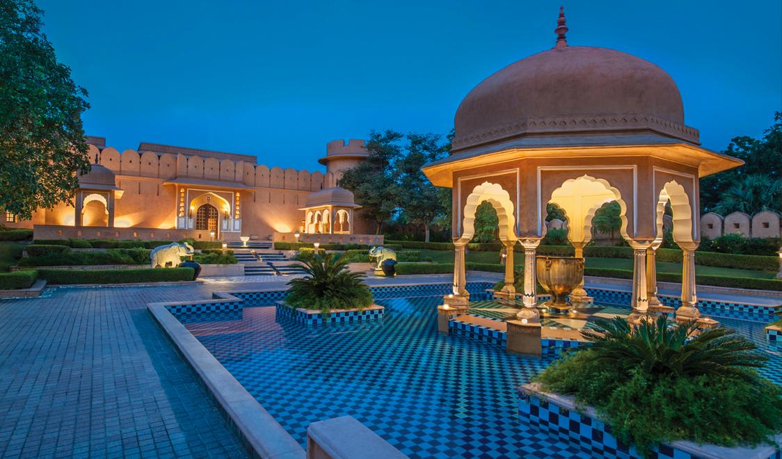 Jaipur Palace Restaurant Menu