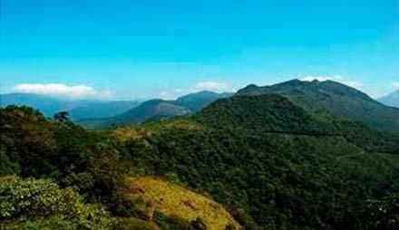 Kottancheri Hills, Kasargod