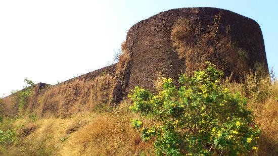 Chandragiri Fort, Kasargod