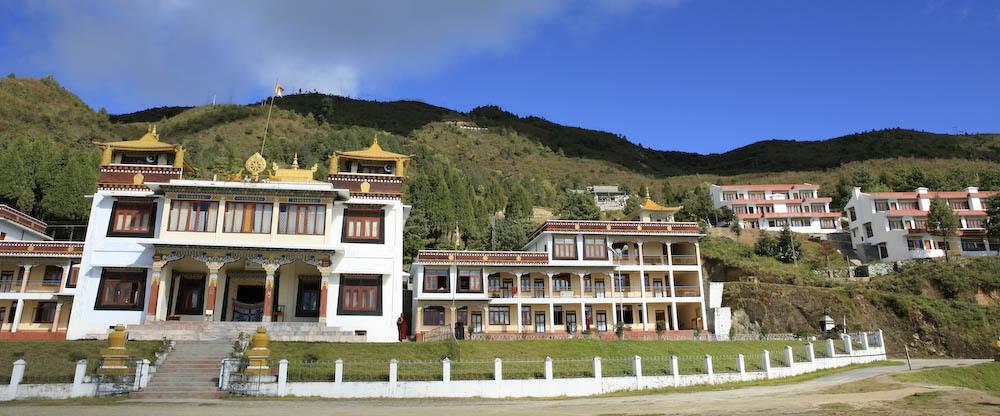 Bomdila Monastery, Bomdila