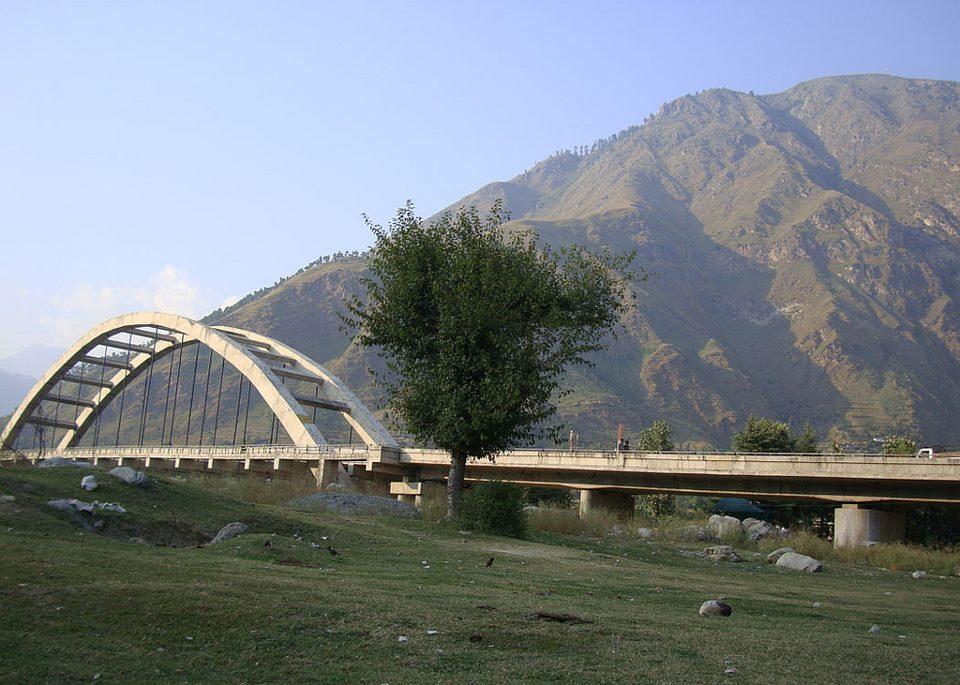 Jiya Bridge Bhuntar Kullu