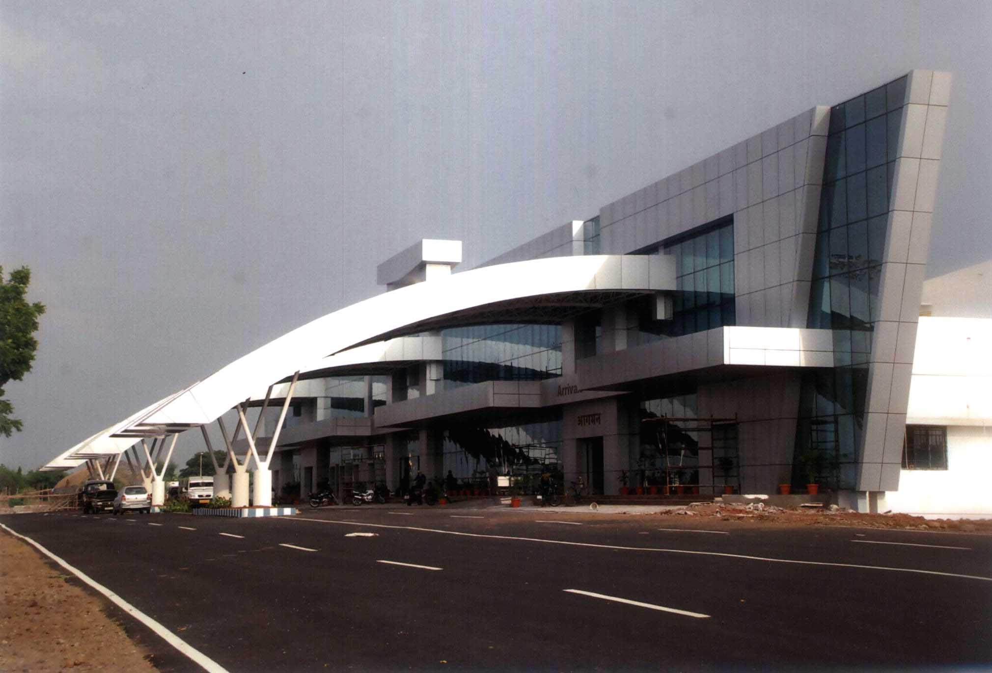 hazur sahib airport