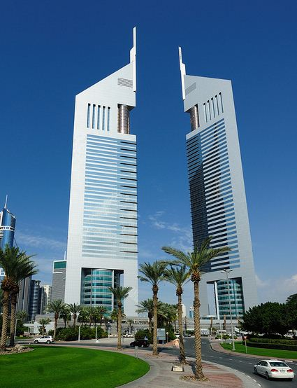 Emirates towers tourmet for Emirates hotel dubai