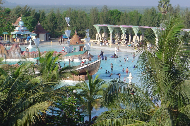 Water Kingdom Entry Fees Including Food