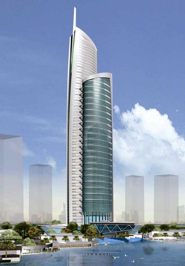 Almas Tower Tourmet