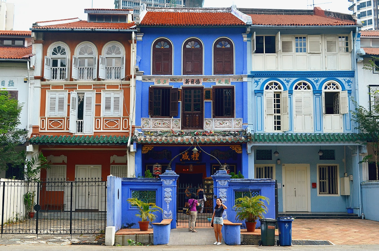 Hong Kong House 5 Types Of Shophouses In S Pore That You Definitely Didn T