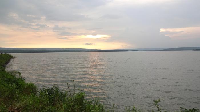 Ghodazari Lake Evening View