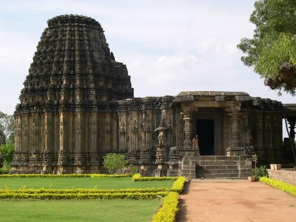 Gadag India  City new picture : Doddabasappa Temple ,Gadag