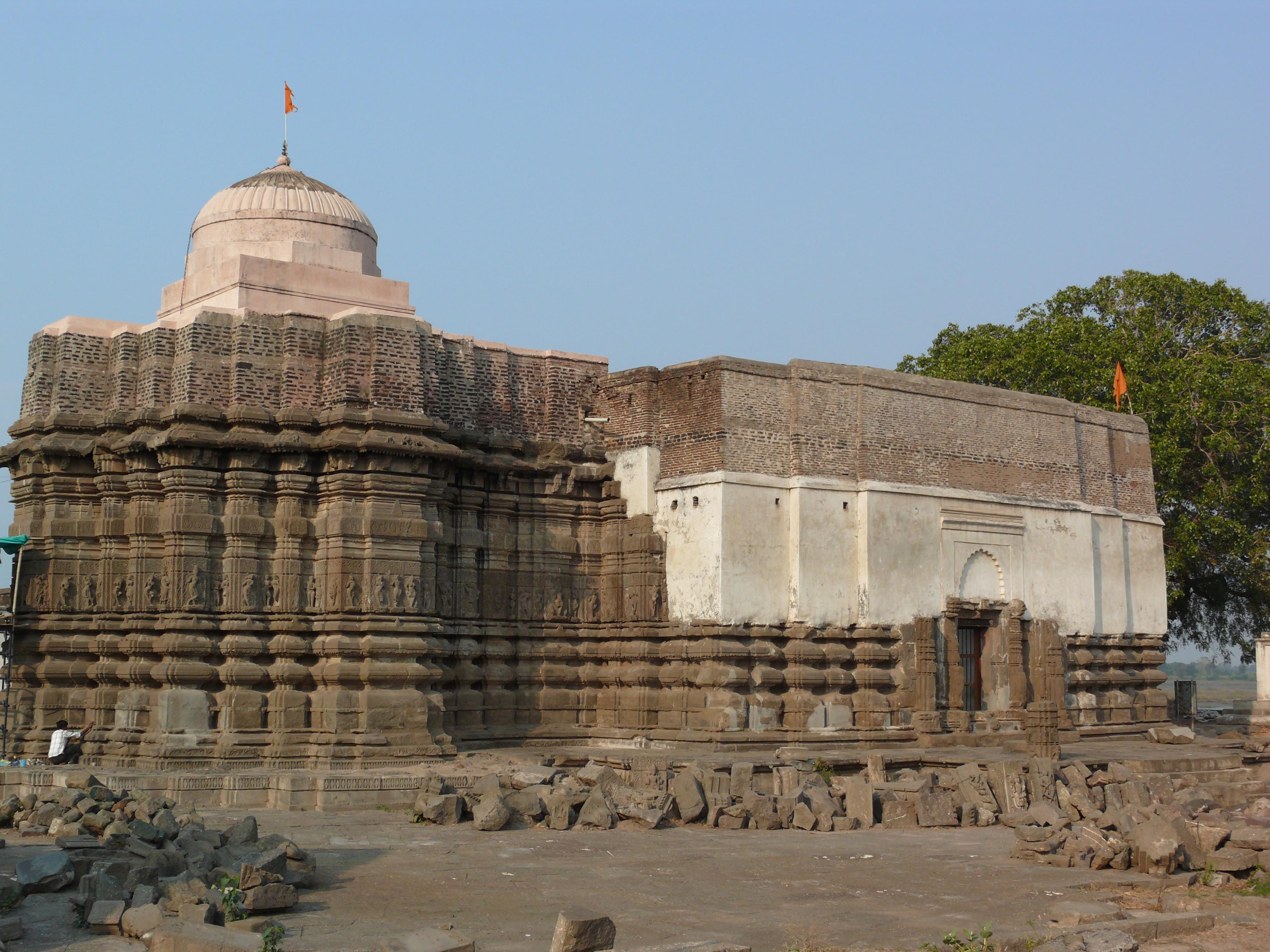 Jalgaon India  city photo : Changdev Temple Muktainagar Jalgaon