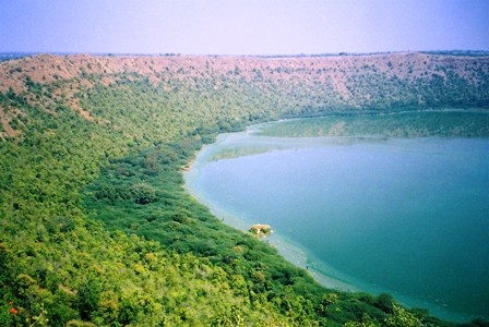 Lonar Crater and Sanctuary