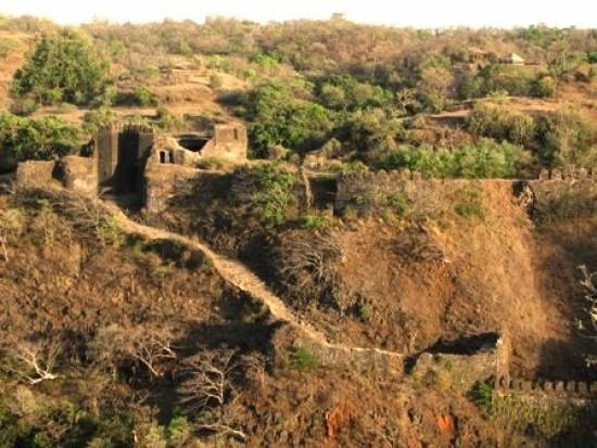 Image result for Narnala Fort and Wildlife Sanctuary