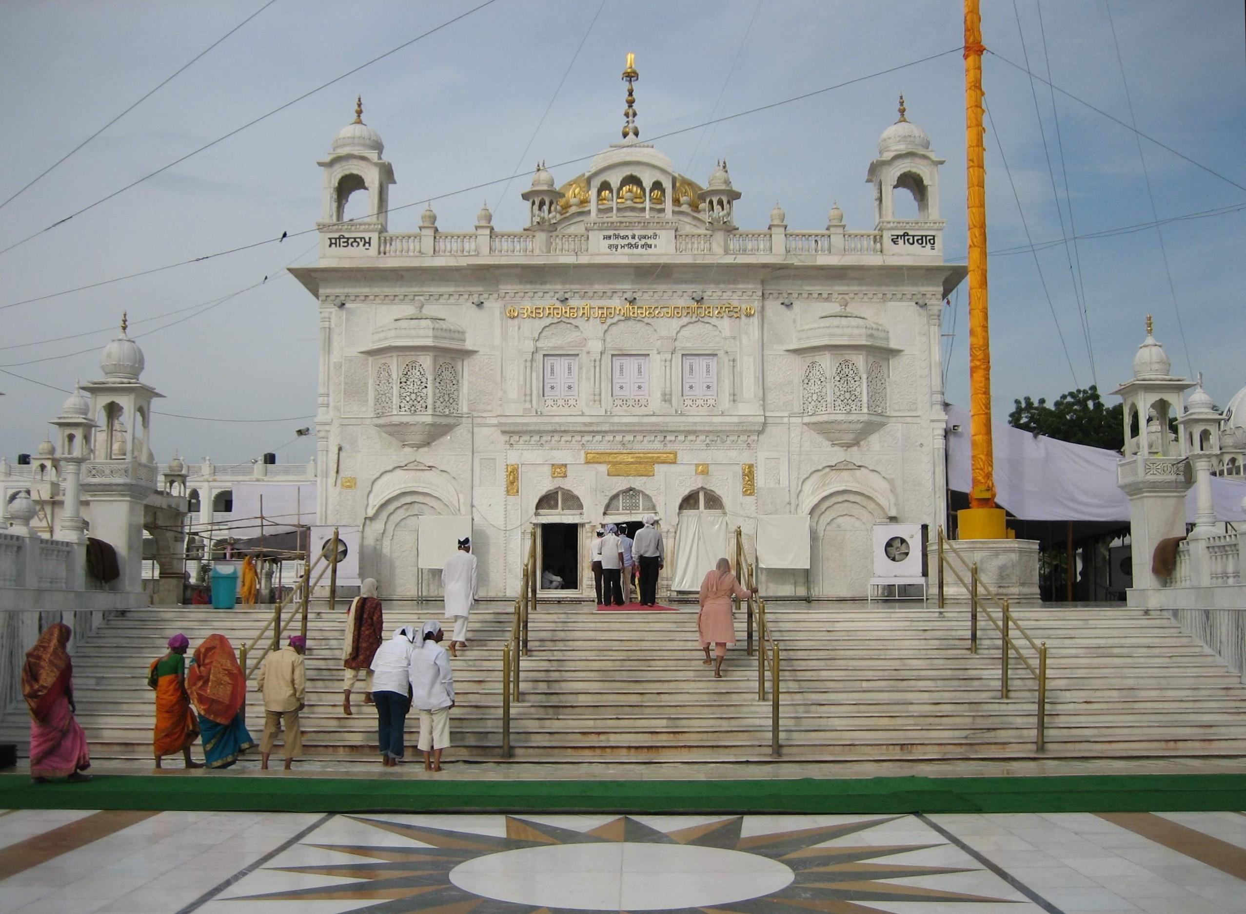 Gurudwara Hazur Sahib - tourmet