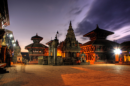 Bhaktapur - tourmet