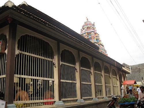Parasnath Jain Temple Tourmet