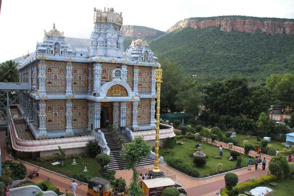 Lotus Temple of Tirupati - Reviews, Photos - ISKCON Tirupati
