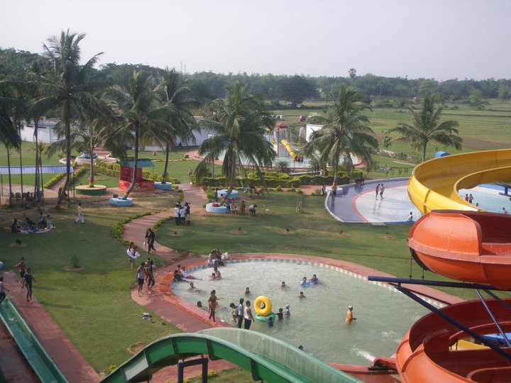 Water Park in Bhubaneswar Bhubaneswar Ocean World Water