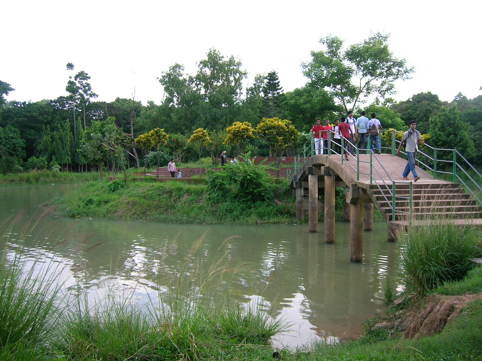 National Botanical Garden Of Bangladesh Tourmet