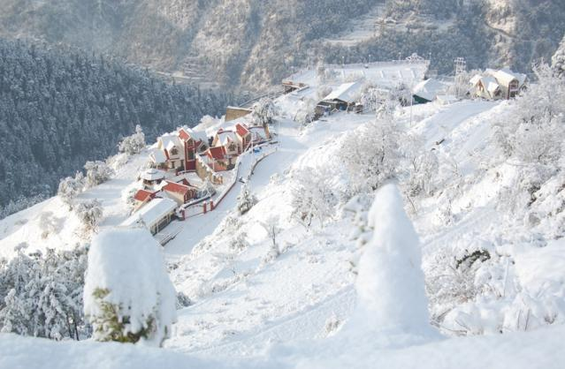 Top 9 Must see Hill station in India Shimla