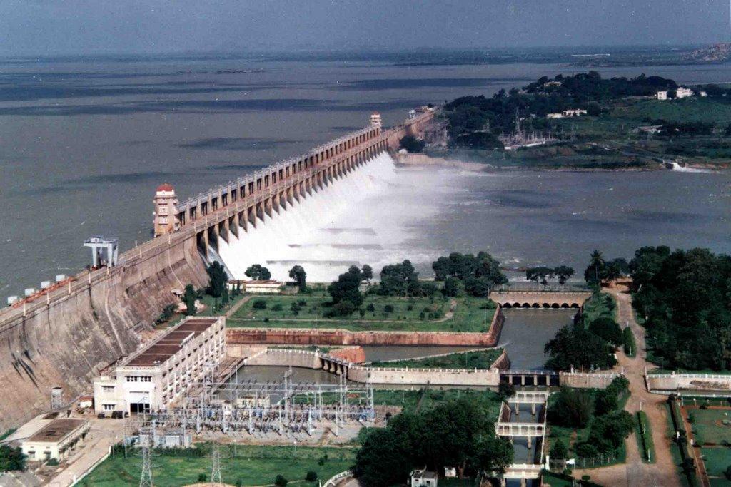 Hospet India  City pictures : Tungabhadra Dam, Hospet tourmet