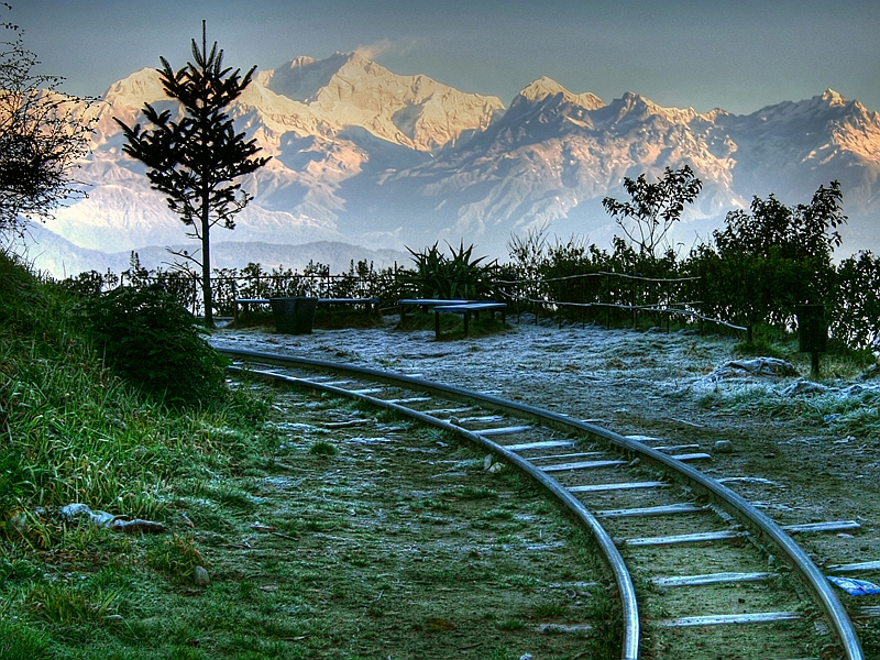 Top 9 Must see Hill station in India Darjeeling