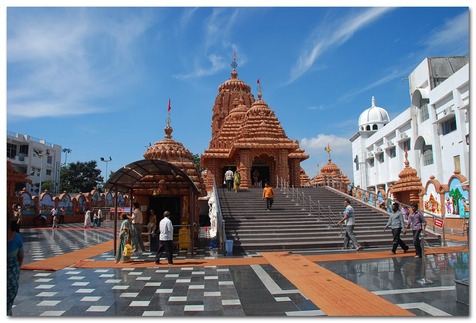 Jagannath Temple Hyderabad Tourmet