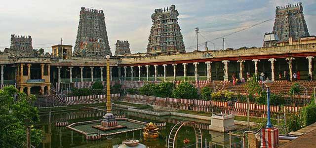 Meenakshi Temple India Meenakshi Temple Madurai