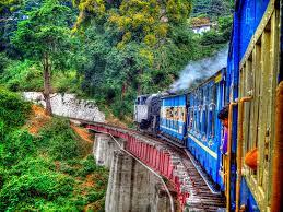 Nilgiri Mountain Railway Tourmet