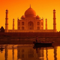 Popular Destinations Agra