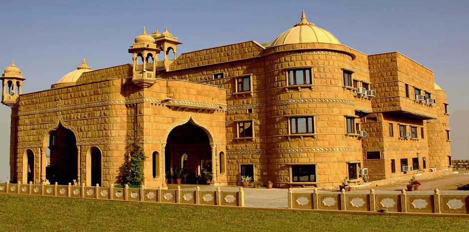 8 Best Hotels In Jaisalmer With Fort Views