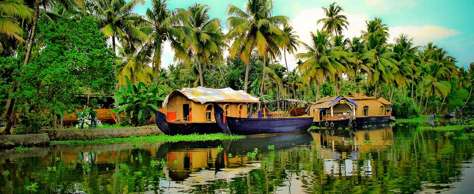 Houseboats In Alappuzha Tourmet